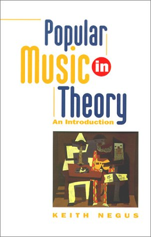 Popular Music in Theory An Introduction  1997 edition cover