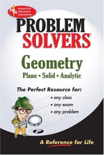 Geometry Plane, Solid, Analytic  2012 (Revised) edition cover