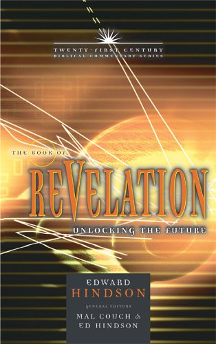 Book of Revelation Unlocking the Future  2002 edition cover