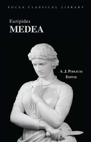Medea   1989 edition cover