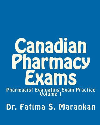 Canadian Pharmacy Exams: 1 N/A edition cover