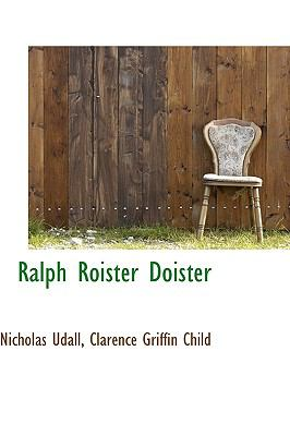Ralph Roister Doister N/A 9781113279101 Front Cover
