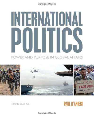 International Politics Power and Purpose in Global Affairs 3rd 2014 edition cover