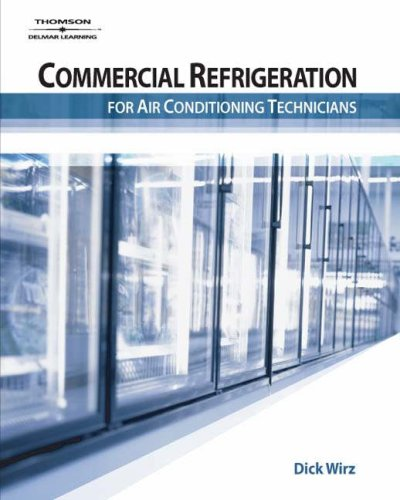 Commercial Refrigeration for Air Conditioning Technicians   2006 9781401880101 Front Cover