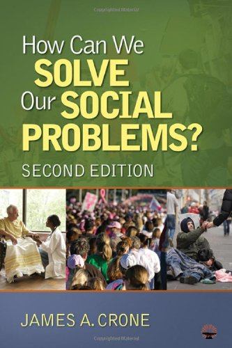 How Can We Solve Our Social Problems?  2nd 2011 edition cover