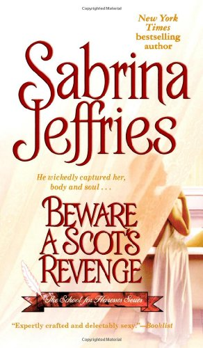 Beware a Scot's Revenge   2007 edition cover