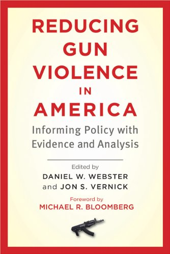 Reducing Gun Violence in America Informing Policy with Evidence and Analysis  2013 edition cover