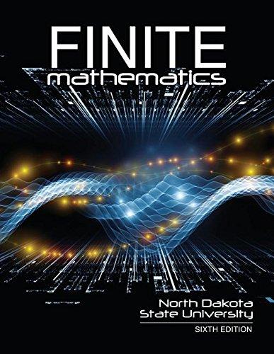 Finite Mathematics  6th (Revised) edition cover