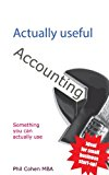 Actually Useful Accounting  N/A 9781492800101 Front Cover