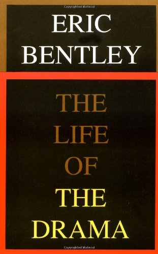 Life of the Drama  Reprint edition cover
