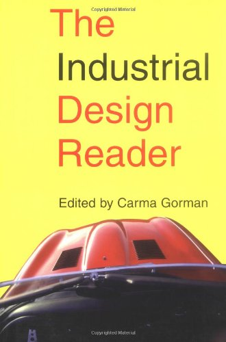 Industrial Design Reader   2003 edition cover