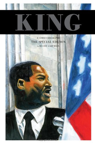 King A Comics Biography  2010 (Special) edition cover