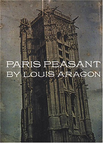 Paris Peasant   1994 (Reprint) edition cover
