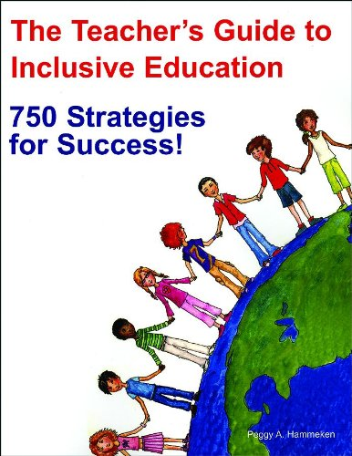 Teacher's Guide to Inclusive Education 750 Strategies for Success!  2007 (Teachers Edition, Instructors Manual, etc.) edition cover