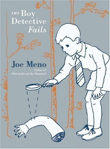 Boy Detective Fails   2006 edition cover