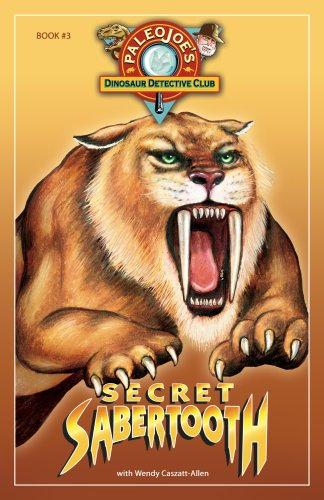 Secret Sabertooth   2007 9781934133101 Front Cover