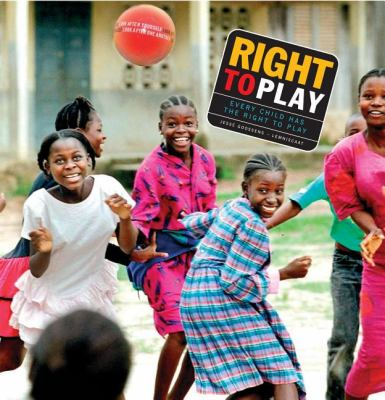 Right to Play  N/A 9781935954101 Front Cover