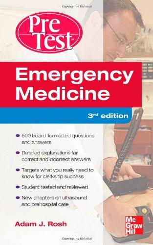 Emergency Medicine  3rd 2012 edition cover