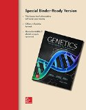 Loose Leaf for Genetics  5th 2015 edition cover