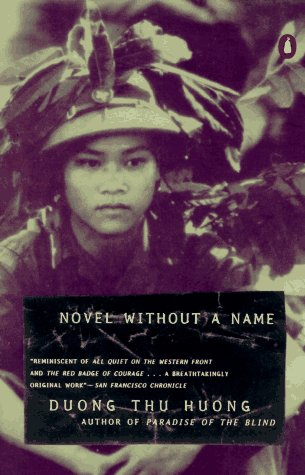 Novel Without a Name  N/A edition cover