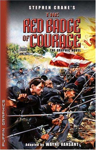 Red Badge of Courage   2005 9780142404102 Front Cover