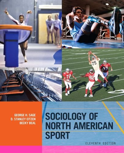 Sociology of North American Sport:   2018 9780190854102 Front Cover