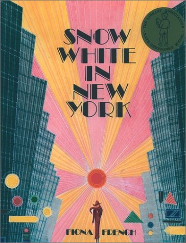 Snow White in New York   1989 9780192722102 Front Cover