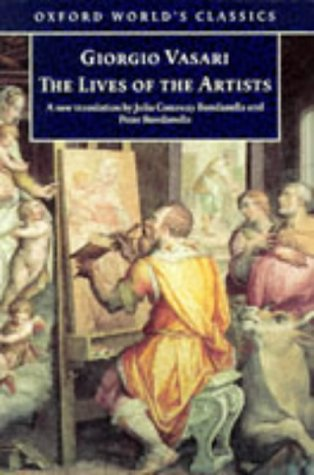 Lives of the Artists  N/A edition cover