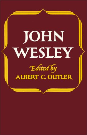 John Wesley  N/A 9780195028102 Front Cover