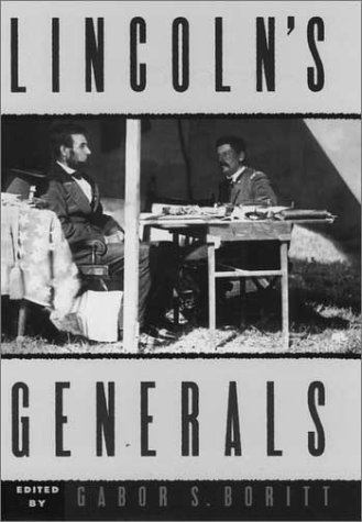 Lincoln's Generals  N/A edition cover