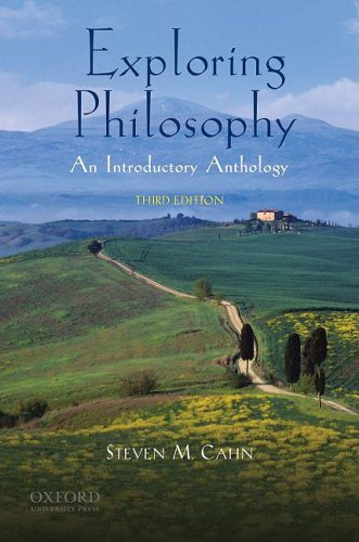 Exploring Philosophy An Introductory Anthology 3rd 2009 edition cover