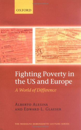Fighting Poverty in the US and Europe A World of Difference  2005 edition cover