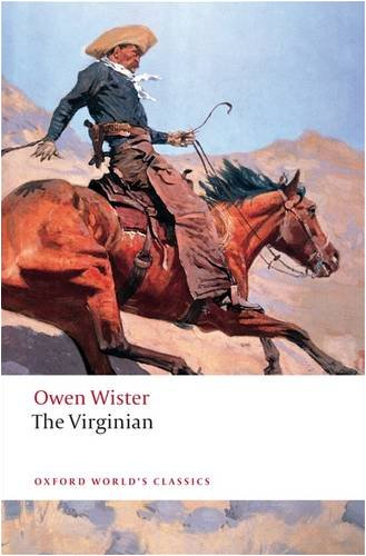 Virginian A Horseman of the Plains  2009 edition cover