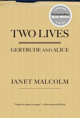 Two Lives Gertrude and Alice  2008 9780300143102 Front Cover