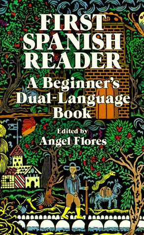 First Spanish Reader   1988 edition cover