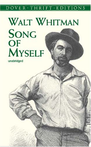 Song of Myself   2001 (Reprint) edition cover