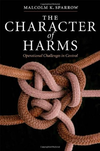Character of Harms Operational Challenges in Control  2008 edition cover