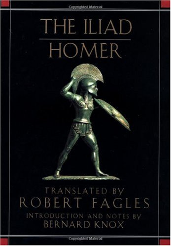 Iliad   1991 edition cover