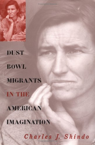 Dust Bowl Migrants in the American Imagination   1996 edition cover
