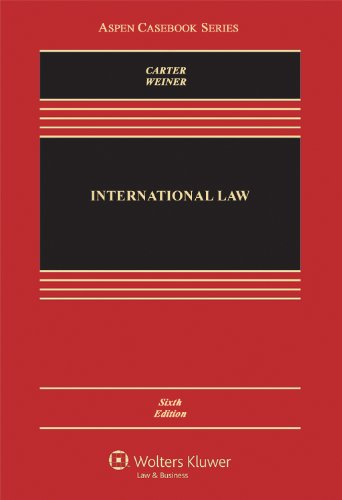International Law  6th 2011 (Revised) edition cover