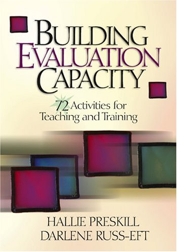 Building Evaluation Capacity 72 Activities for Teaching and Training  2004 edition cover