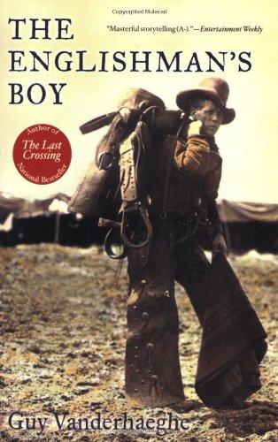 Englishman's Boy  N/A edition cover