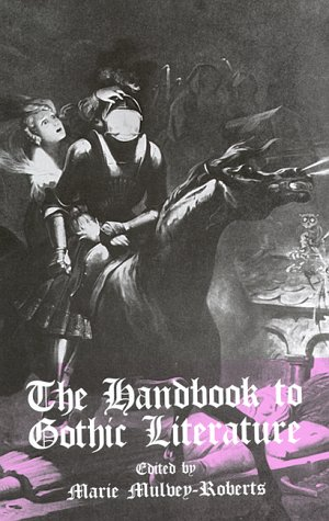 Handbook to Gothic Literature   1998 edition cover