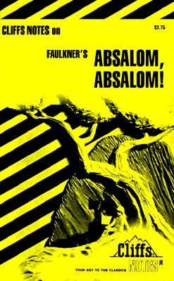 Faulkner's Absalom, Absalom!   1970 edition cover