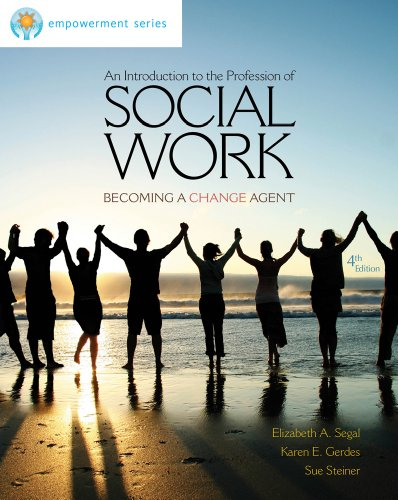 Introduction to the Profession of Social Work  4th 2013 9780840029102 Front Cover