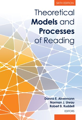 Theoretical Models and Processes of Reading:   2013 edition cover