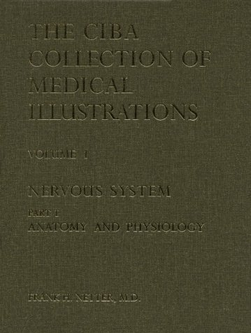 Netter Collection of Medical Illustrations Nervous System: Anatomy and Physiology N/A edition cover
