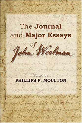 Journal and Major Essays of John Woolman 1st 2000 edition cover