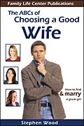 ABC's of Choosing a Good Wife  2003 edition cover