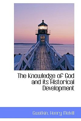 Knowledge of God and Its Historical Development N/A 9781113438102 Front Cover